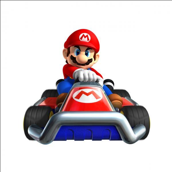 Dans Mario Kart double Dash, il y a bébé Mario et bébé Luigi.