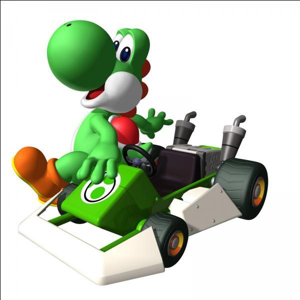 A quoi sert l'éclair dans Mario Kart ?