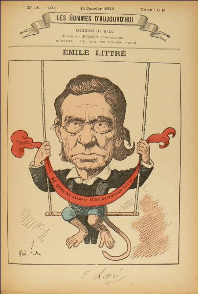On doit à Emile Littré le  Dictionnaire de langue française,   communément appelé le Littré ou le Nouveau Littré. Cet ouvrage de référence fut publié entre 1863 et 1872 pour la première édition. Quel en est l'éditeur ?
