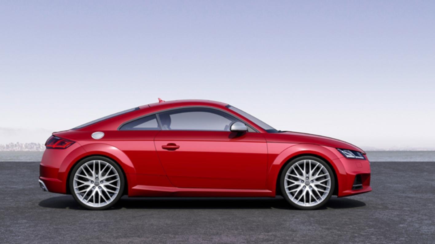 Les modèles de voitures : spécial Audi