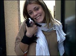 Violetta a-t-elle un animal ?