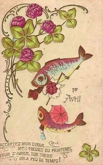 Info insolite ou poisson d'avril ?