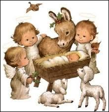 Dieu ordonna à Simone de ne pas laisser l'enfant Jésus seul pendant sa sieste, et depuis ...