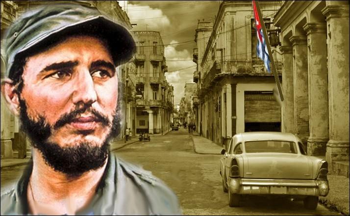 Comment fut surnommé Fidel Castro par une majorité de cubains ?