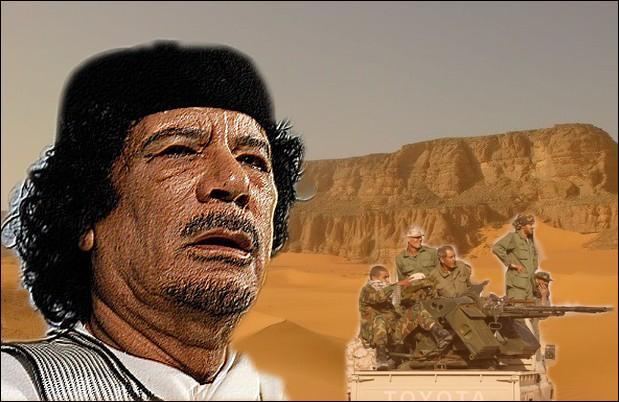 Parmi ces affirmations sur le colonel Kadhafi, mort le 20 octobre 2011, laquelle est erronée ?