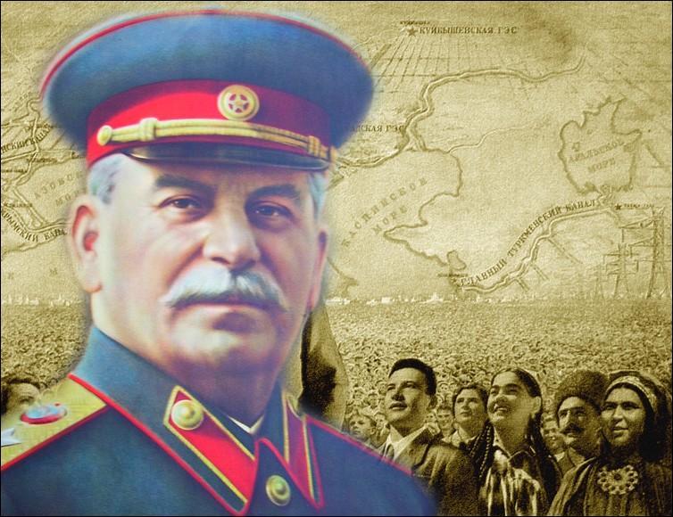 En décembre 1929, Staline instaure une politique concrétisée par la déportation des koulaks, et une politique brutale de collectivisation des terres. Cette période est connue sous quel nom ?