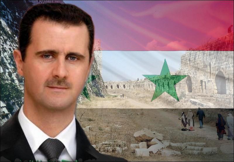 Bachar el-Assad est l'actuel président de la République arabe syrienne depuis le 20 juin 2000, date à laquelle il a succédé à son père...
