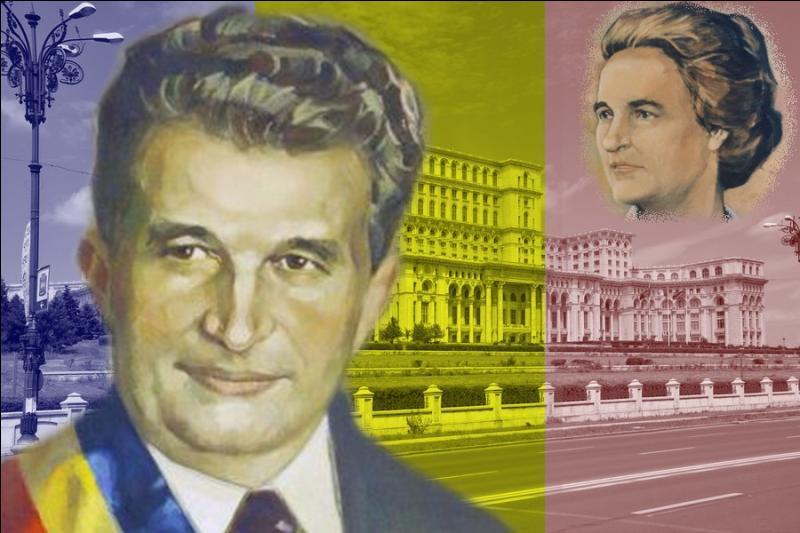 Principal dirigeant du régime communiste roumain de 1965 à son renversement et à son exécution lors de la révolution de 1989, Nicolae Ceausescu était surnommé...