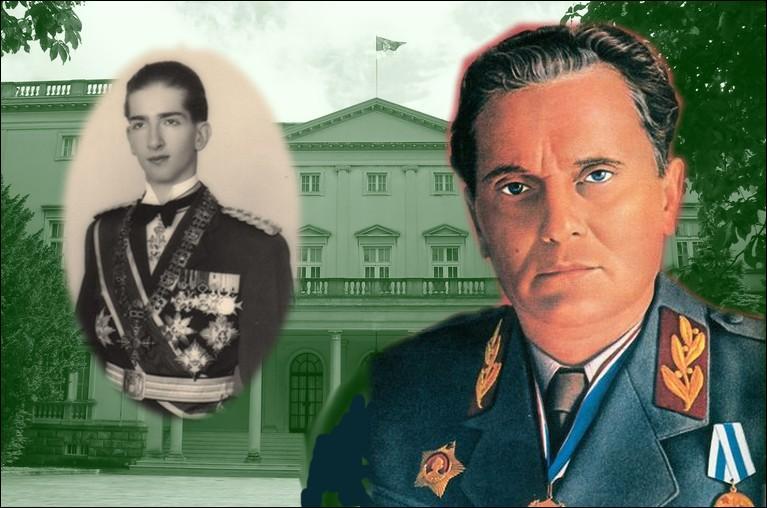 Dirigeant l'État socialiste yougoslave de la fin de la Seconde Guerre mondiale jusqu'à sa mort en 1980, quel était le véritable nom du maréchal Tito ?