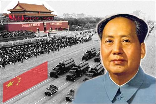 Considéré par certains historiens, avec Hitler et Staline, comme l'un des plus grands meurtriers de masse du XXe siècle, en quelle année Mao a-t-il pris le pouvoir en Chine ?