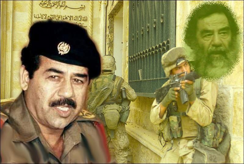 Comment fut exécuté Saddam Hussein le 30 décembre 2006, après sa condamnation à mort par un tribunal d'exception irakien ?