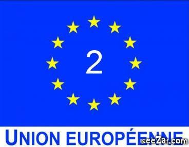 Les drapeaux de l'Europe (2) !