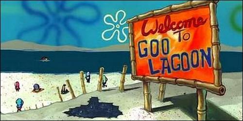 """Dans l'épisode """"Petit mais costaud"""", qui veut faire évacuer le chantier au Goo Lagoon ?"""