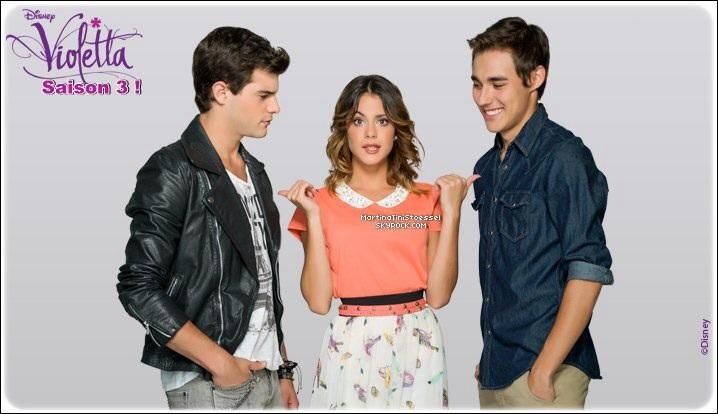 Comment Violetta a-t-elle découvert le secret Diego ?