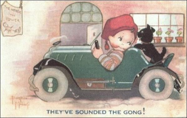 En voiture, Dieu demandait souvent à Pierre de lever le pied, et ...