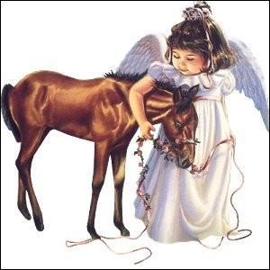 Lors des courses à Longchamp, Dieu reprocha à Anne de parier trop bas, et depuis ...