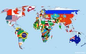 Les pays inconnus