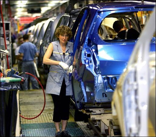 Quel poids du commerce international les produits manufacturés représentent-ils ?