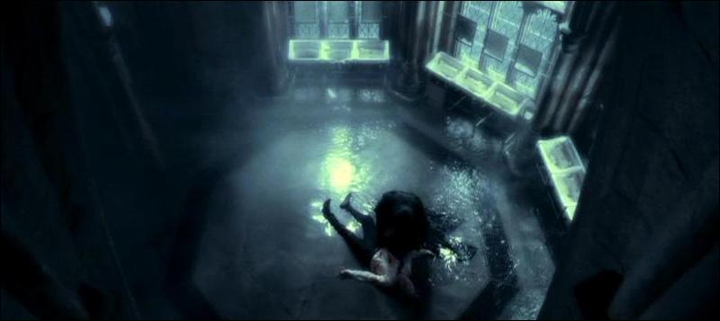 Dans  Harry Potter et le Prince de Sang-Mêlé , Drago Malefoy est touché par le sortilège magique Sectumsempra. Par quelle incantation magique Severus Rogue va-t-il soigner l'élève de Serpentard ?