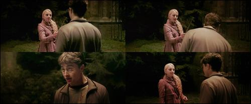 La formule magique Episkey est un autre sortilège qui donne la possibilité de soigner des blessures mineures. Luna Lovegood l'utilise sur Harry Potter après que ce dernier ait eu le nez cassé à cause de Drago Malefoy. Où cette altercation s'est-elle déroulée dans  Harry Potter et le Prince de Sang-Mêlé  ?