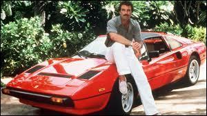 """Qui ne se souvient pas de Tom Selleck dans """"Magnum"""" mais qui peut dire le modèle de Ferrari qu'il conduisait ?"""