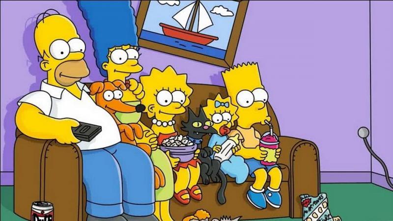 """Comment se prénomme le demi-frère aîné d'Homer dans """"Les Simpson"""" ?"""