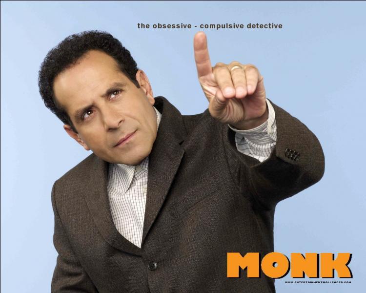 """Quel est le prénom bizarroïde du frère de """"Monk"""" dans la série du même nom ?"""