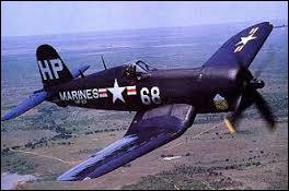 """Quel était le type d'avion dont se servait papy Boyington dans """"Les têtes brûlées"""" ?"""