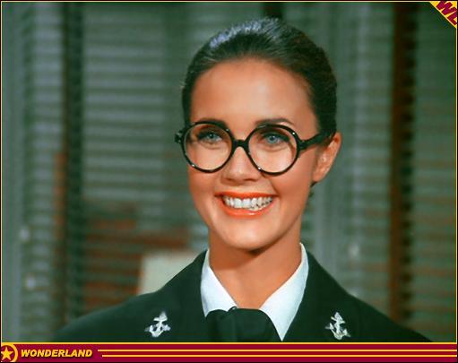 """Dans """"Wonder Woman"""" comment se nomme Linda Carter quand elle n'est que la secrétaire du major Trévor ?"""