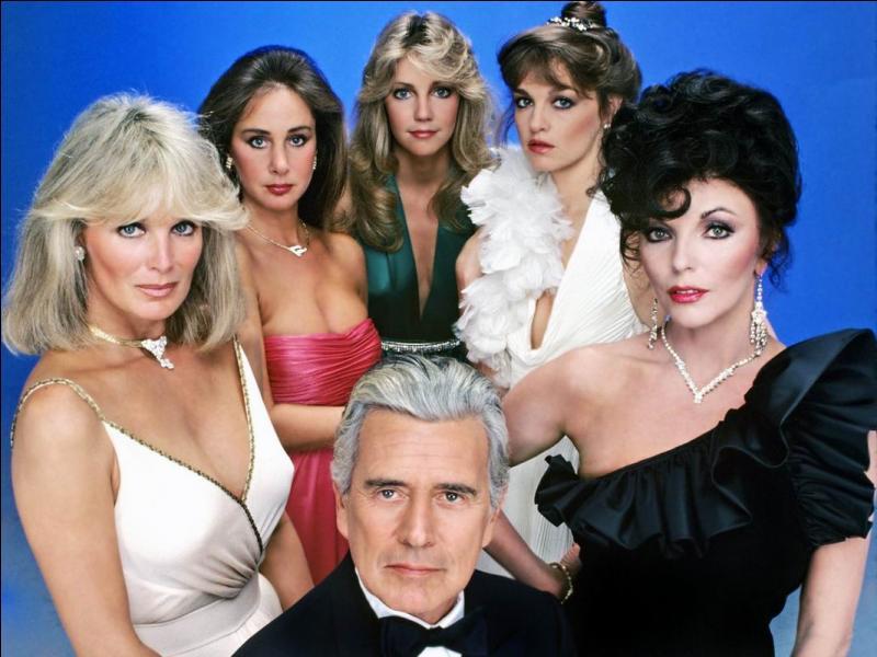 """""""Dynastie"""" a été créée par la chaine ABC pour concurrencer Dallas diffusée sur CBS et chacune de ces 2 séries a eu droit a son spin off (série dérivée) respectif avec un succès bien différent , Côte Ouest a connu 14 saisons mais celui de Dynastie seulement 2 ; comment se nommait-il ?"""