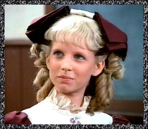 """Dans """"La Petite maison dans la prairie"""" nous adorions détester la petite Nelly Oleson, mais quand celle-ci fut mariée et quitta la série elle fut remplacée dans son rôle de peste par une fille adoptive des Oleson ; quel était son prénom ?"""