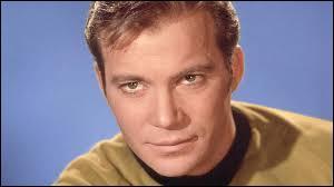 """James.T.kirk est le capitaine de l'Enterprise dans """"Star Trek"""" ; mais quel est le deuxième prénom qui se cache derrière la lettre T ?"""