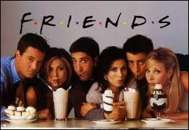 """Dans """"Friends"""" quel groupe chante la chanson du générique ?"""