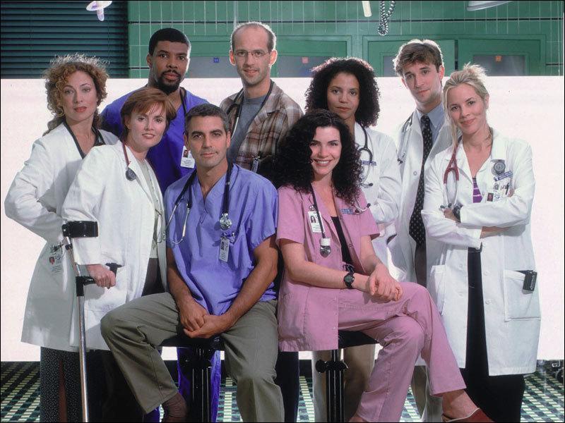 """Durant quelle saison le personnage de Mark Greene (Anthony Edwards) meurt-il dans """"Urgences"""" ?"""