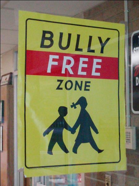 En quelle année les premiers actes de prévention du harcèlement scolaire furent-ils adoptés en France ?