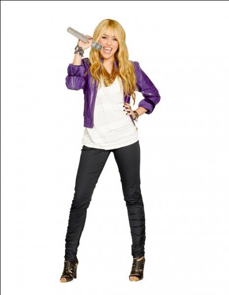 Pourquoi la série  Hannah Montana  s'est-elle arrêtée ?
