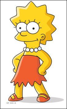 Comment s'appelle ce membre de la famille Simpson ?
