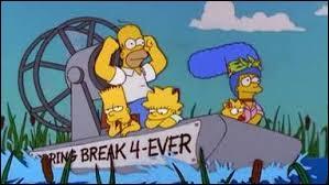 Comment se prénomme l'alligator que la famille Simpson tue accidentellement lorsqu'ils sont en vacances en Floride ?