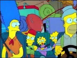 Les Simpson autour du monde