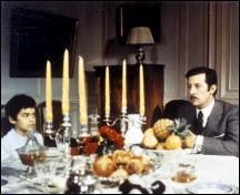 Qui partageait l'affiche avec Jean Rochefort dans  Les feux de la chandeleur  ?