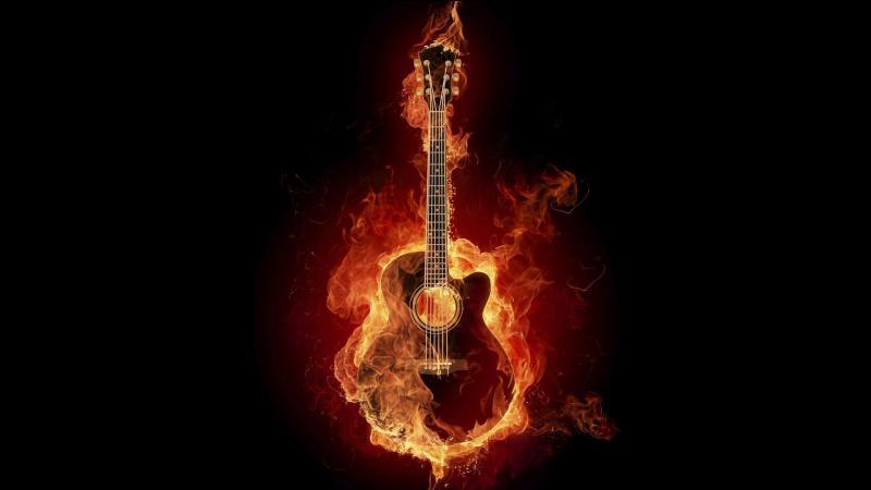 Qui chantait  Allumer le feu  ?