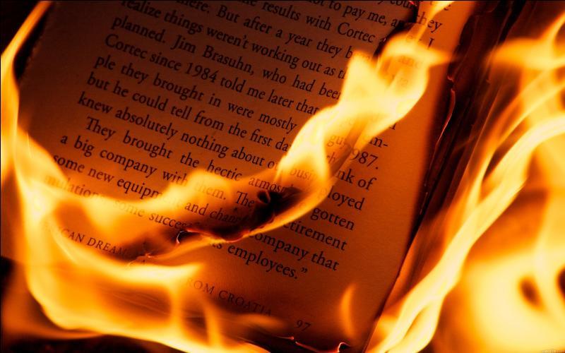 Qui a écrit  Le feu  ?