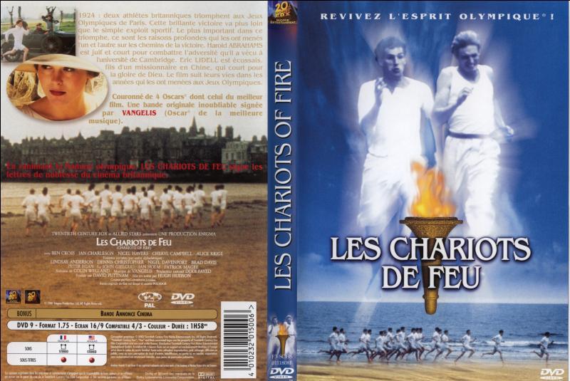 Qui a composé la magnifique musique du film  Les chariots de feu  ?