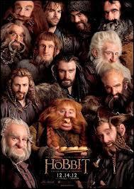 Qui est le premier nain à arriver chez Bilbo ?