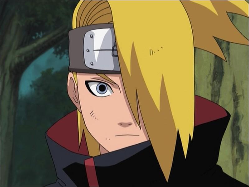 Sasuke a-t-il affronté Deidara ?