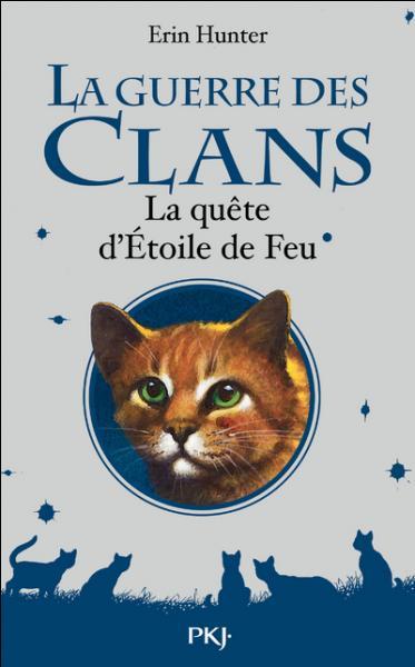 Comment Tempête de Sable nomme-t-elle ses chatons à la fin de l'inédit ?