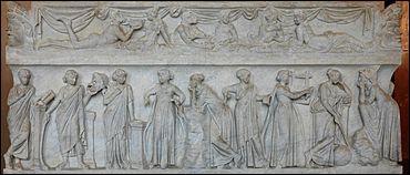 Quelles muses sont reliées correctement à leur art initial et final ?