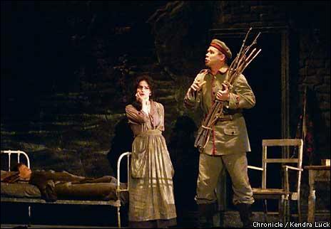 Quelle est l'origine de l'histoire de l'opéra  Wozzek  de Berg ?