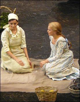Qu'est-ce qui a présidé au livret de l'opéra  Mireille   de Gounod ?