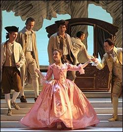 Quelle est l'origine de l'histoire de l'opéra  Manon   de Massenet ?